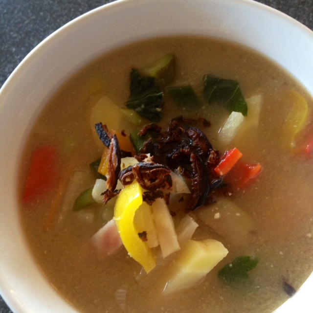 Recipe: Quick Miso Soup (5)