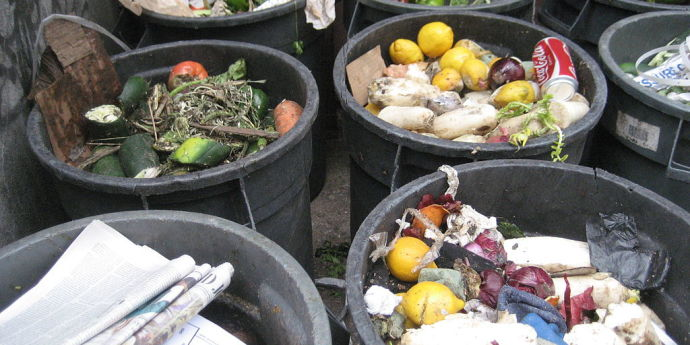 Why You Should Keep a Food Waste Diary I http://marcicornett.com/
