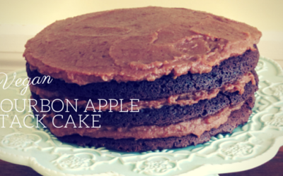 Recipe: Bourbon Apple Stack Cake