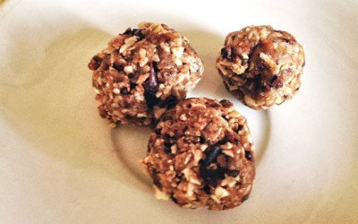 How to make sweet and healthy energy snacks without a recipe